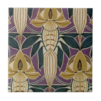 Art nouveaudesign #1 @ VictoriaShaylee Liten Kakelplatta