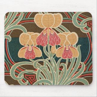 Art nouveaumönster #4 på Emporio Moffa Musmatta