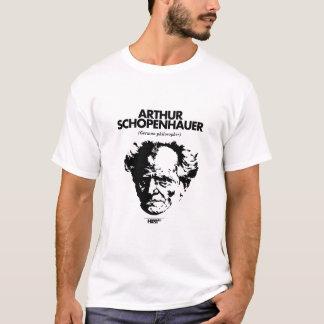 Arthur Schopenhauer vitT-tröja T-shirts