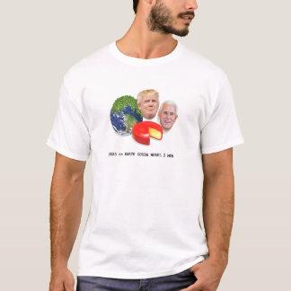 Ärtor på jordGouda rullar 2 manar trumf & T-shirts