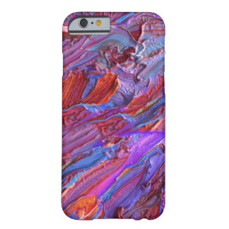 Artsy abstrakt barely there iPhone 6 skal