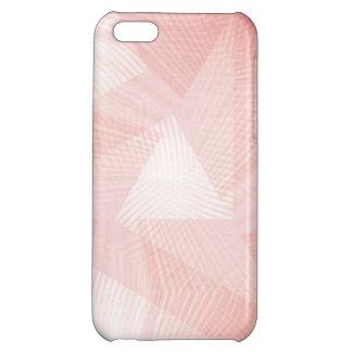 Artsy design för rosa grapefrukt iPhone 5C mobil skal