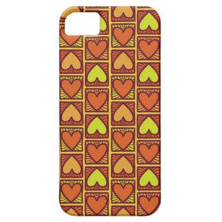 Artsy hjärtor iPhone 5 cases