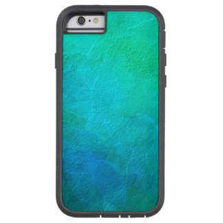 Artsy konst för Aquamarineisabstrakt Tough Xtreme iPhone 6 Case