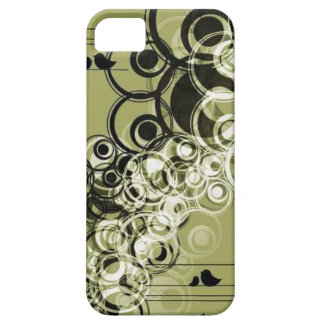 Artsy krumelur iPhone 5 Case-Mate fodraler