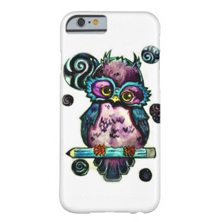 Artsy uggla barely there iPhone 6 skal