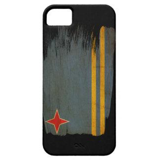 Aruba flagga iPhone 5 cover