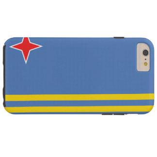 Aruba flagga tough iPhone 6 plus skal