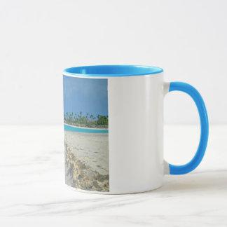 Aruba Sand & surfamugg Mugg