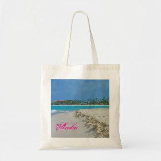 Aruba sand- & surfatoto budget tygkasse