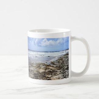 Aruba stenigt hav kaffemugg