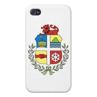 Aruba vapensköld iPhone 4 skydd