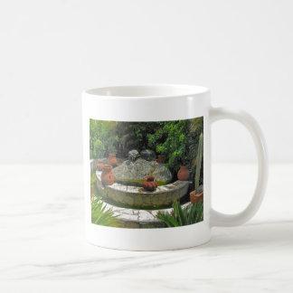 Aruba vattenträdgård kaffemugg