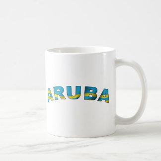 Aruba Vit Mugg