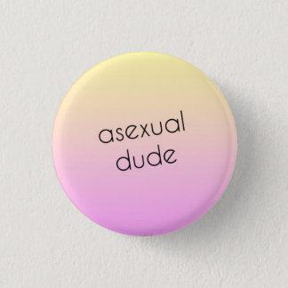 Asexual pride klämmer fast - den asexual duden mini knapp rund 3.2 cm