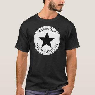 Asheville North Carolina T skjorta Tröja