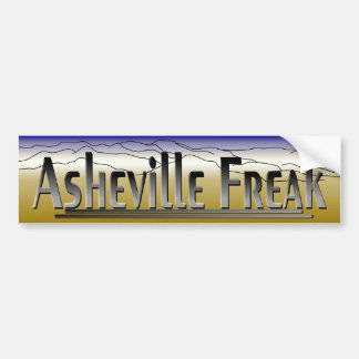 Asheville onormal BS.1 Bildekal