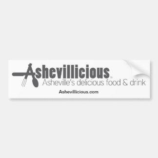 Ashevillicious Bildekal