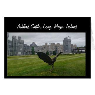 Ashford slott, Cong, Mayo Hälsningskort