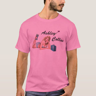 Ashley Collins Retro unisex- T-Shirt. T-shirts