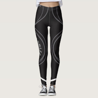 """Ashley"" damasker (med det märkes- häftet) Leggings"