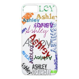 Ashley grafittiiphone case