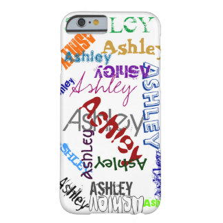 Ashley grafittiiphone case barely there iPhone 6 fodral