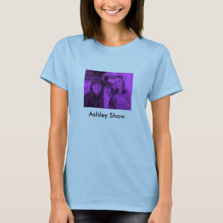 Ashley Showkvinna utslagsplats T-shirts