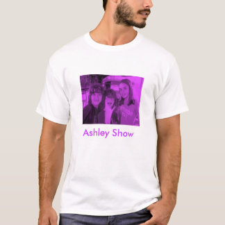 Ashley Showmanar utslagsplats T Shirt