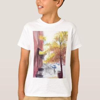 Ashley St., Ann Arbor, Michigan T-shirt