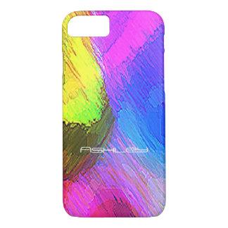 Ashley täcker den färgrika iPhonen