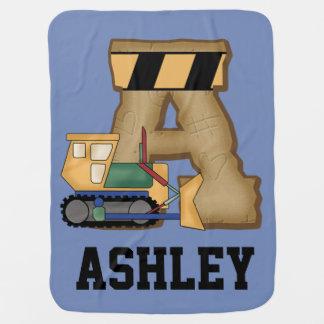 Ashleys personliggåvor bebisfilt