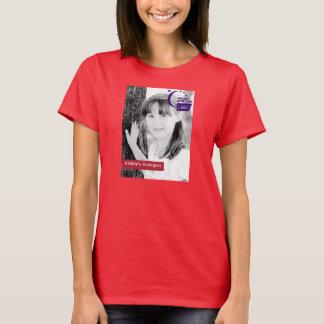 Ashleys röd skjorta för hämnare tröja