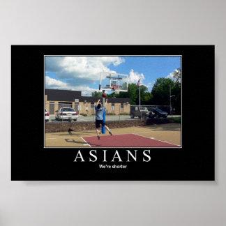 Asiat Poster