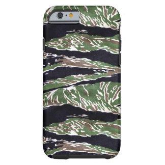Asiatisk tigerrandkamouflage tough iPhone 6 fodral