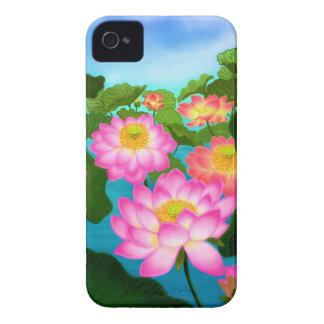 Asiatiskt fodral för blackberry bold för lotusblom