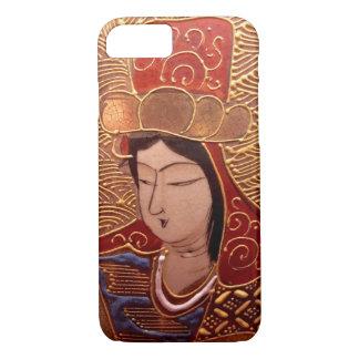 Asiatiskt fodral för plus för kvinnaiPhone 7