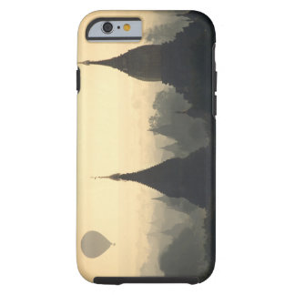 Asien Burma, (Myanmar), hettluft för Pagan (Bagan) Tough iPhone 6 Skal