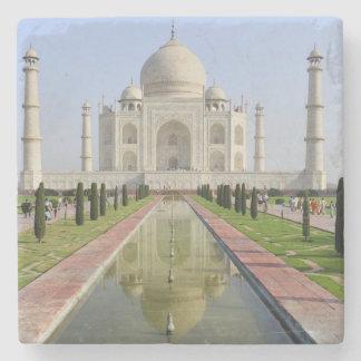 Asien Indien, Uttar Pradesh, Agra. Tajen 5 Stenglasunderlägg