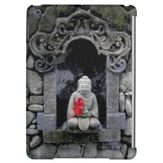 Asien Indonesien, Bali. En relikskrin av Buddha