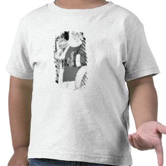 Asien Japan, Hakodate. Jultomten i Japan T Shirts