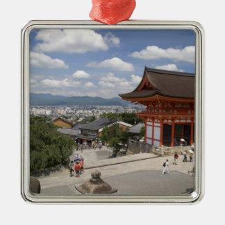 Asien Japan, Kyoto, Kiyomizu tempel Julgransprydnad Metall