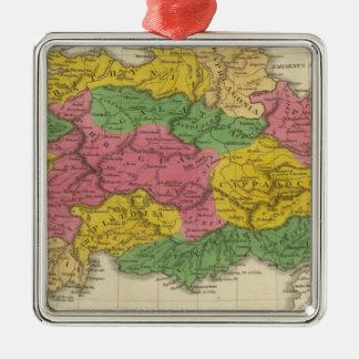 Asien minderårig Antiqua Julgransprydnad Metall