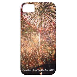 Åska över den Louisville iphone case iPhone 5 Skal