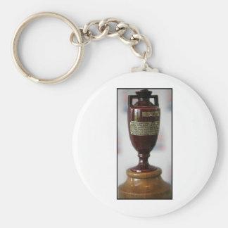 askaurnen rund nyckelring