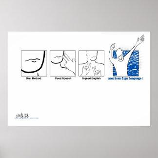 ASL Genki! Poster