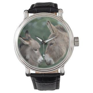 Åsnaklocka Armbandsur