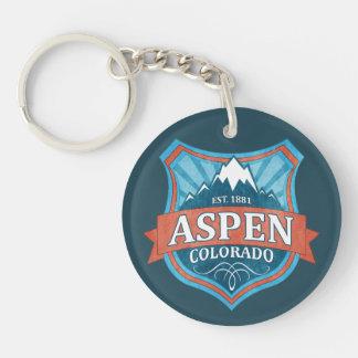 Asp- Colorado krickagrunge skyddar keychain