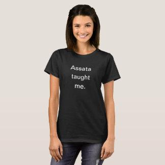 Assata undervisade mig t-skjortan tröja