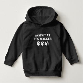 Assistenthundfotgängare T-shirts